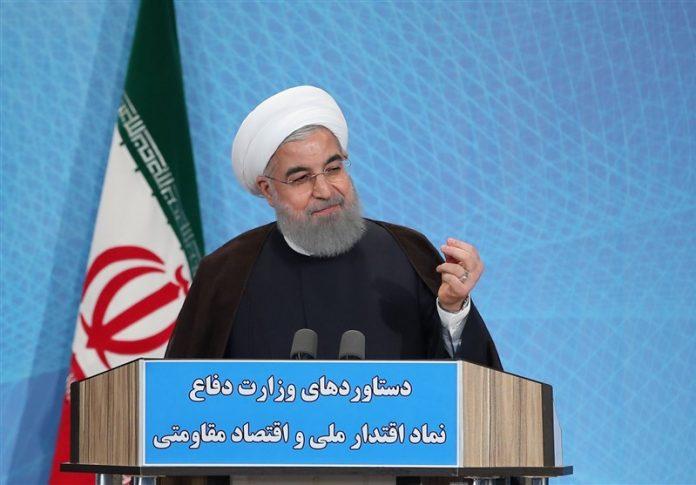 الرئيس الايراني .. لن نستأذن أحدا في صناعة الصواريخ والطائرات