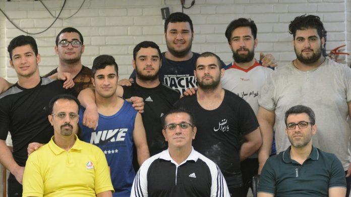 منتخب ناشئة ايران للأثقال يحرز لقب الوصافة في العالم