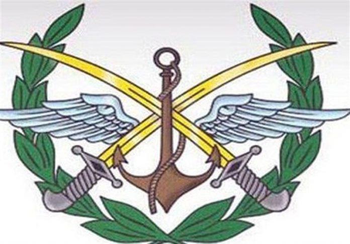 الجيش السوري..الضربة الصاروخية تجعل امريكا شريكا لـ