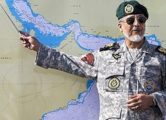 ايران تجري 3 مناورات بحرية مع عمان وباكستان وكازاخستان
