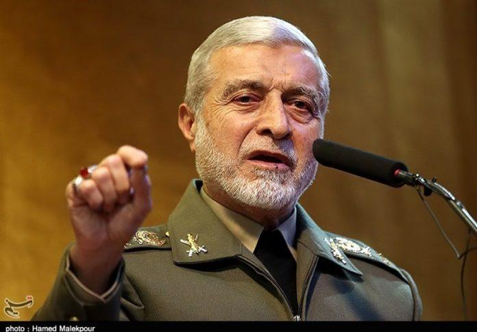 الجيش الايراني.. مستعدون لمواجهة مغامرات الأعداء