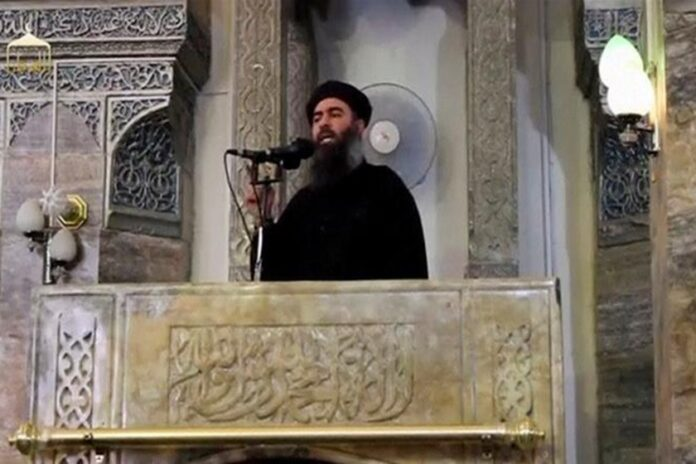 ISIS Leader's Location Identified: Iraqi Official