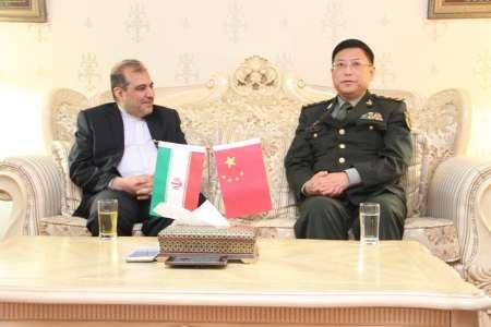 عسكري صيني يشيد بالجيش الايراني ويعتبر الاكثر بسالة في العالم