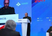 وزير الدفاع الايراني .. سنتصدى لأي تهديد أمريكي بمنتهى الجدّية