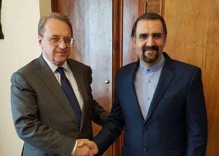 سفیر ایران فی موسكو