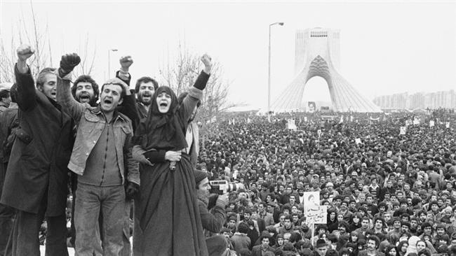 Iranian People Mark Islamic Republic Day