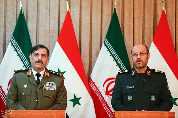 Iranian, Syrian DMs Discuss Joint Fight against Terrorism