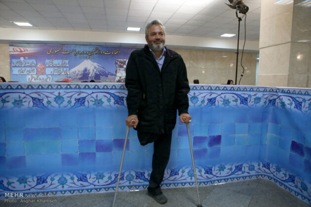 Over 100 Register for Iran's Presidency on First Registration Day12