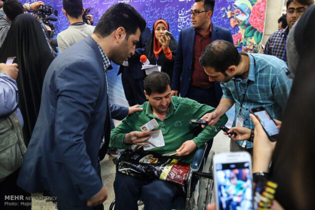 Over 100 Register for Iran's Presidency on First Registration Day3