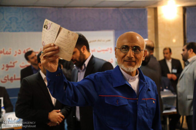 Over 100 Register for Iran's Presidency on First Registration Day4