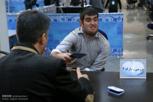 Over 100 Register for Iran's Presidency on First Registration Day9