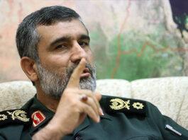 General Amirali Hajizadeh