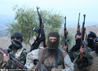 ISIS Chops Off Ears of 33 Disobedient Elements