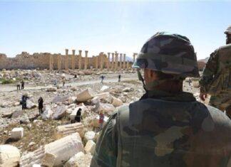 ISIS attacks ancient Syrian city
