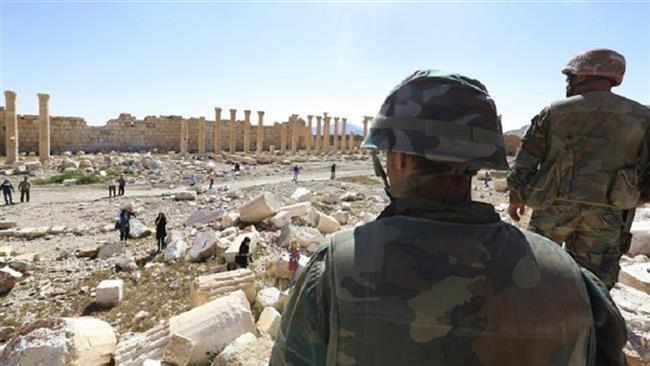 ISIS attacks ancient Syrian city