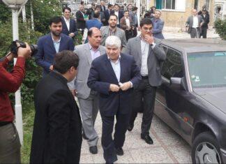 Ayatollah Rafsanjani's Brother Runs for Iran President