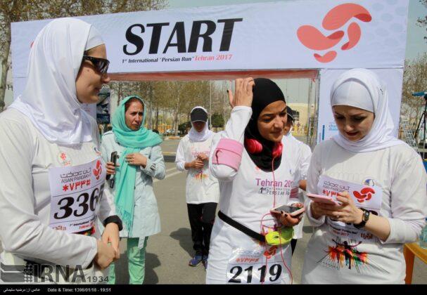 Tehran Hosts First Int'l Marathon