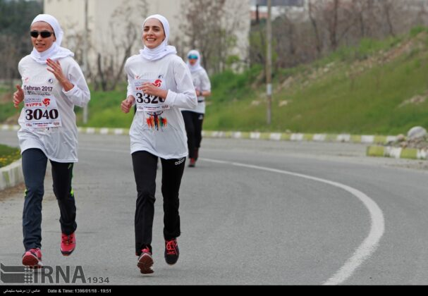 Tehran Hosts First Int'l Marathon