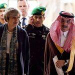 British PM Refuses to Wear Headscarf in Riyadh Visit