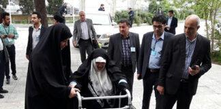 Veteran Activist Defends Women's Presidency in Iran