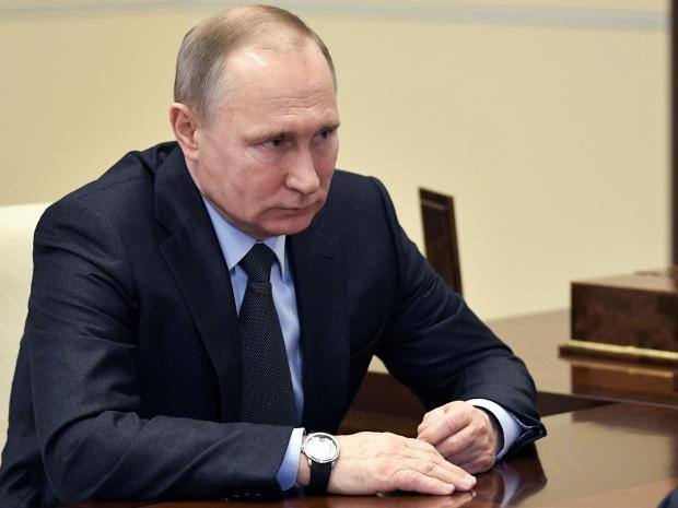 US Strike Based on Invented Pretext: Kremlin