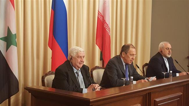 Iran, Russia, Syria Blast US Strike on Homs