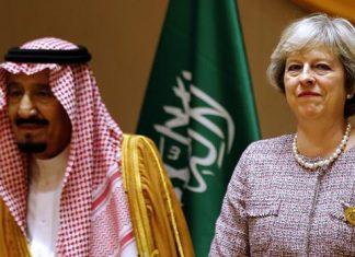 «ظرفیت بیکران» پول سعودی، نخستوزیر انگلیس را به عربستان کشاند