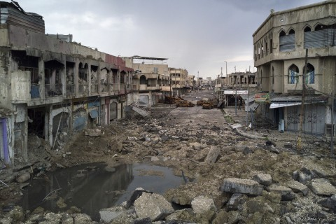 حملات انتحاری در شمال بغداد