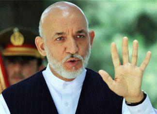 کرزی: آمریکا وحشیانه از افغانستان سوءاستفاده میکند