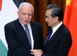 چین: فقدان کشور فلسطین یک «بیعدالتی هولناک» است