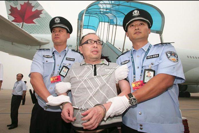 مسئول مبارزه با فساد چین خودش فاسد از آب درآمد!