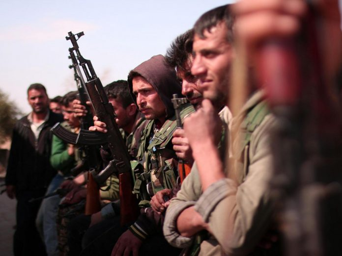 آمریکا: اشتباهی 18 سوری ضد داعش را کشتیم!