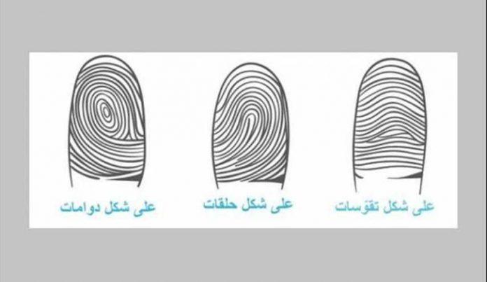 بصمات أصابعك.. هذا ما تكشفه عن شخصيتك!