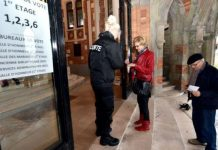 آغاز رایگیری انتخابات ریاستجمهوری فرانسه تحت تدابیر شدید امنیتی