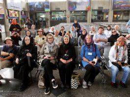 نحو20 مليون سائح اجنبي زاروا ايران منذ عام 2013