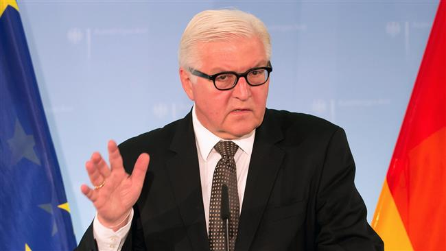وزیر خارجه المان