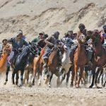 بزكشي.. اللعبة الاكثر جماهيرية في افغانستان