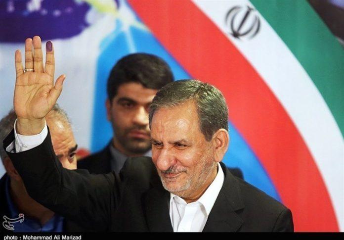 الانتخابات الايرانية .. جهانغيري يقول انه عنصر مكمل لروحاني
