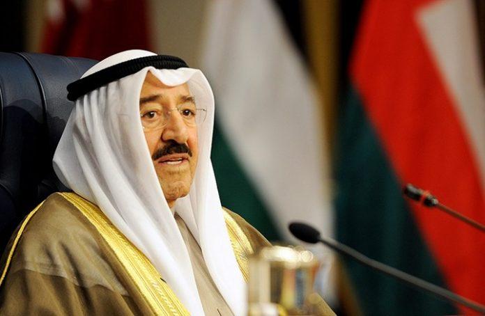 أمير الكويت يبرق معزيا الرئيس الايراني بضحايا السيول