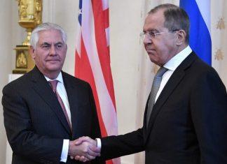 لاوروف: آمریکا حمله به سوریه را تکرار نکند