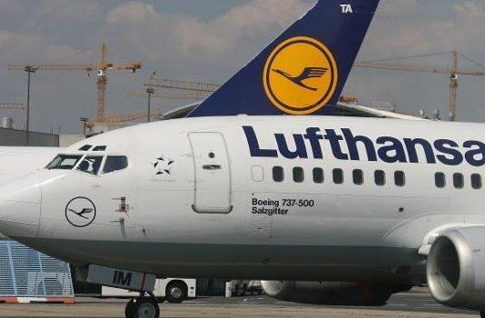 """""""لوفتهانزا"""" تتباحث مع شركة ايرانية لصيانة وتدريب الطيارين"""