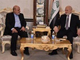 السفير الايراني الجديد يسلم اوراق اعتماده للرئيس العراقي