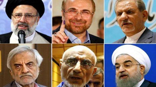 أوقات بث المناظرات المباشرة لمرشحي الإنتخابات الرئاسية في ايران