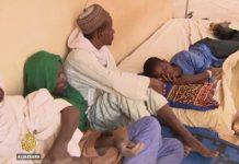 شیوع مننژیت در نیجریه