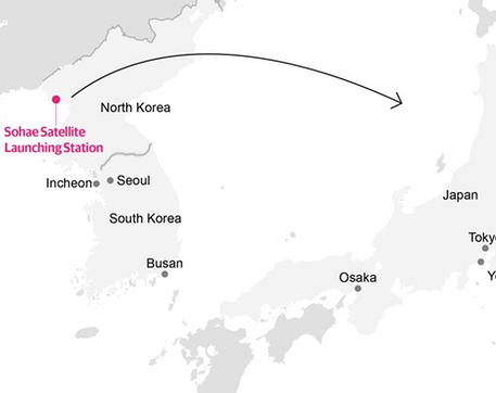 آزمایش جدید کره شمالی
