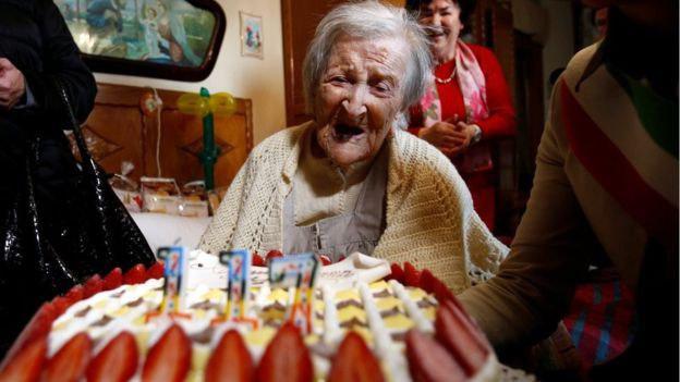 پیرترین انسان جهان