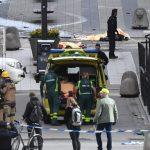 عبور کامیون از روی شهروندان سوئدی 5 کشته بر جای گذاشت1