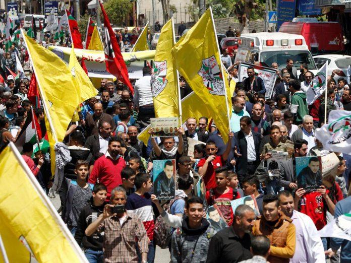 اعتصاب غذای 1500 فلسطینی در زندانهای رژیم صهیونیستی
