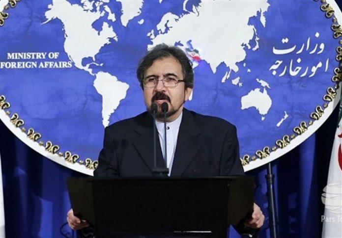 ايران تدين استخدام السلاح الكيماوي في سوريا