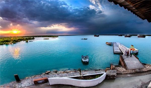 جزيرة قشم جوهرة الخليج الفارسي